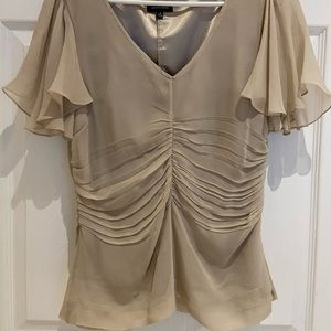 Womens Saks fifth ave blouse Size 6